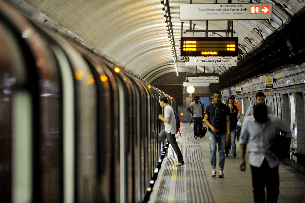 Tube drivers need up to £145,000 counselling a year