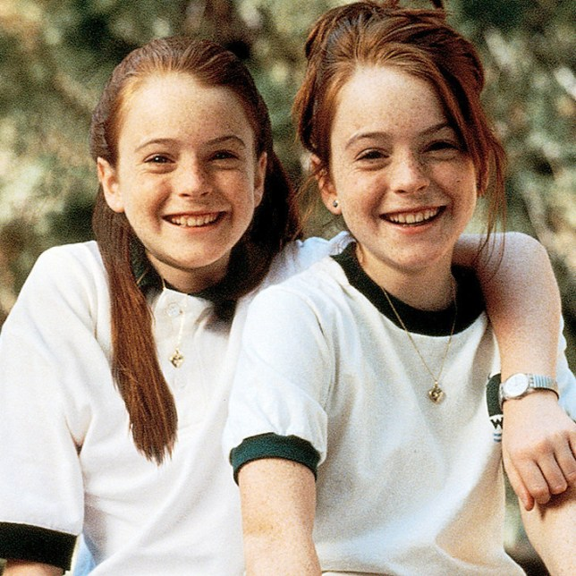 Image result for the parent trap lindsay lohan