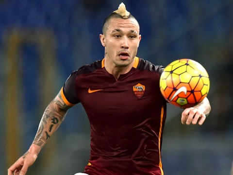 Chelsea pushing hard to seal transfer of Roma's Radja Nainggolan