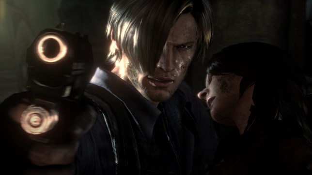 Resident Evil 6 (PS4) - just as you remember it, unfortunately