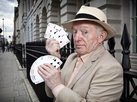 Magician Paul Daniels dies aged 77