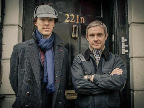 We imagine what an animated version of Sherlock could be like