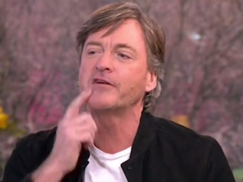 WATCH: Richard Madeley does impression of Leonardo DiCaprio SPITTING on This Morning