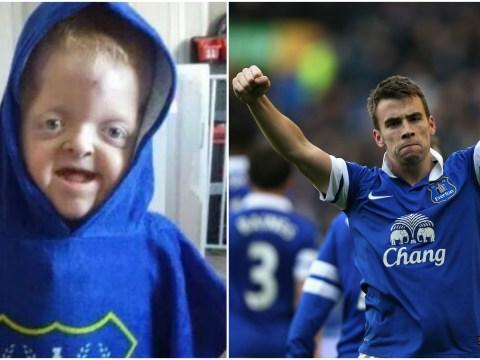 Seamus Coleman donates £5,000 to make young boy's dream come true