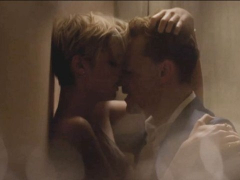 The Night Manager's Elizabeth Debicki says her sex scene with Tom Hiddleston was 'awkward'