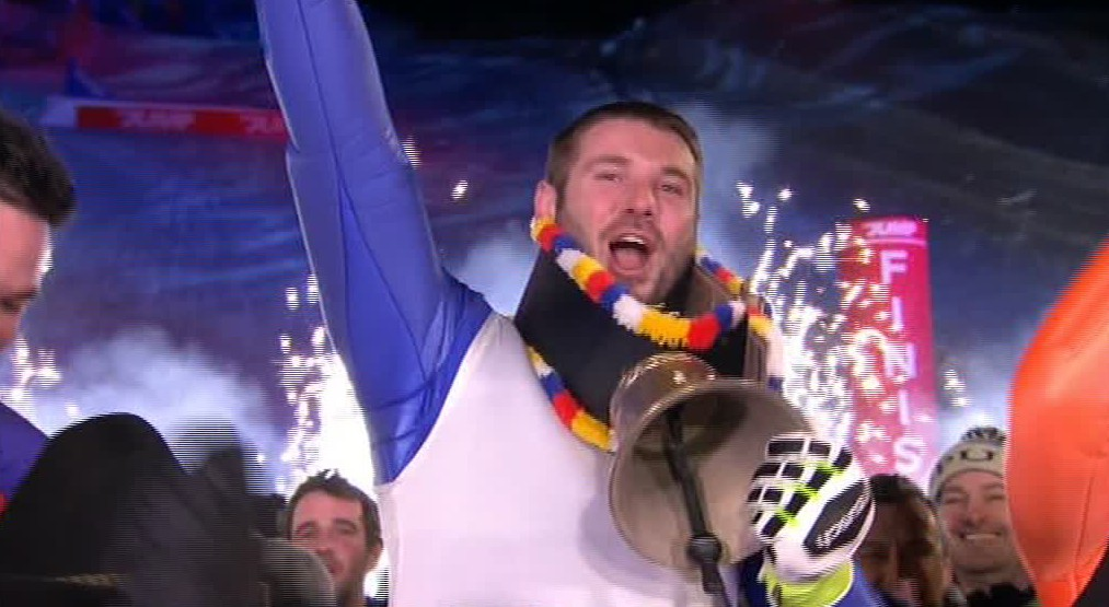 The Jump 2016: Ben Cohen crowned the champ after injury-laden series