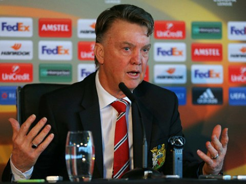 Louis van Gaal delivers positive Manchester United injury update