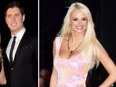 Vernon Kay responds to Rhian Sugden 'sexting scandal': 'Tess is aware of everything'