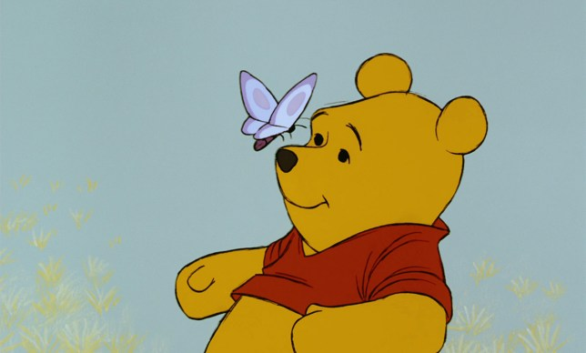 These Winnie the Pooh relaxation masks are terrifying people all over the world Credit: Disney