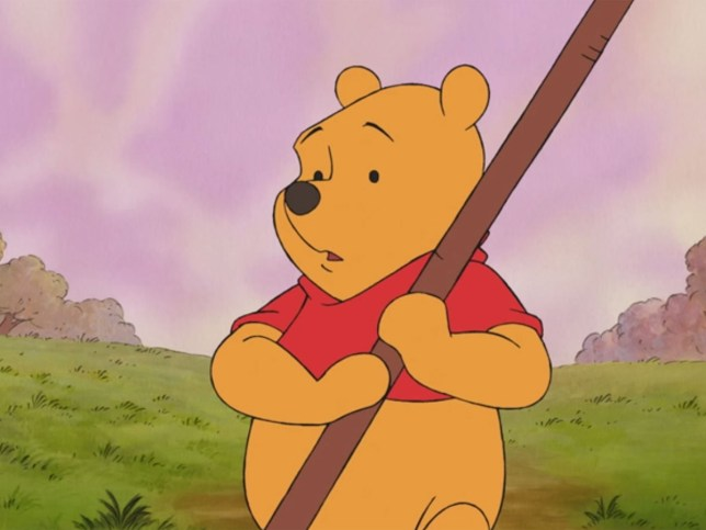 4d633dbe79a4 Why is Winnie The Pooh banned in China