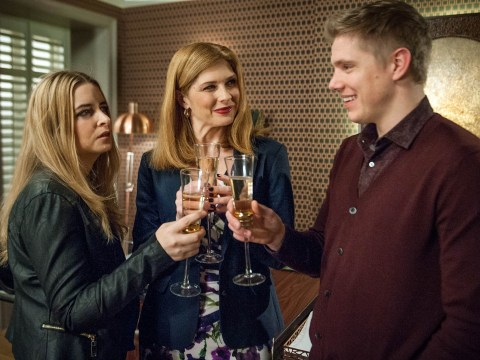 Emmerdale spoilers: Robert Sugden is back at Home Farm – and joining forces with Charity Dingle!