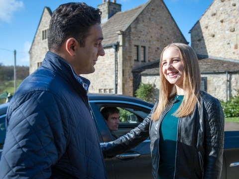 Emmerdale spoilers: Rakesh Kotecha in danger as Cain Dingle assumes he's sleeping with Belle