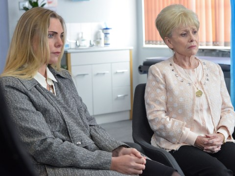 Samantha Womack thanks 'Auntie P' Barbara Windsor for support over EastEnders exit
