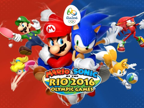 Mario & Sonic At The Rio 2016 Olympic Games review – going for bronze