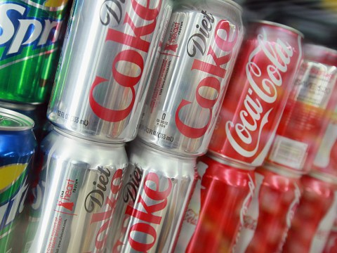 Diet Coke cans are getting a massive makeover