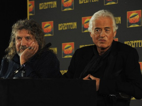 Led Zeppelin's Robert Plant and Jimmy Page may have 'partly' ripped off Stairway To Heaven