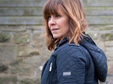 Emmerdale spoilers: Is Rhona Goskirk in danger from a mystery tormentor?