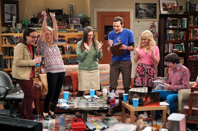 Cheers or tears? The Big Bang Theory might run for years to come (Picture: Monty Brinton/CBS via Getty Images)