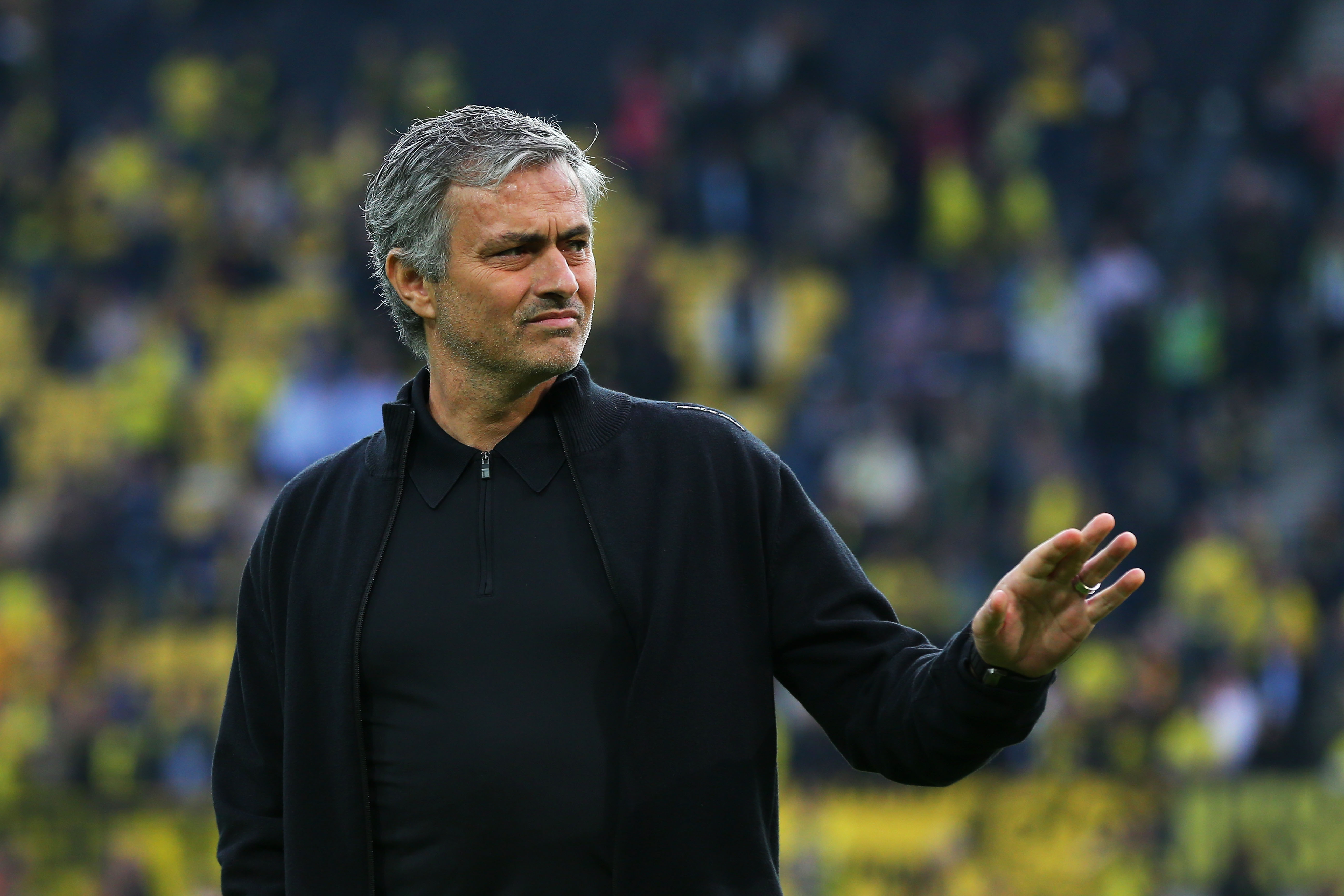 Why Jose Mourinho will (probably) go to Real Madrid and not Manchester United