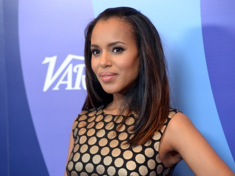 You'll never guess who used to be Kerry Washington's dance teacher