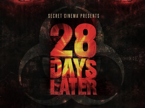 Here's an exclusive sneak peek of Secret Cinema's 28 Days Later