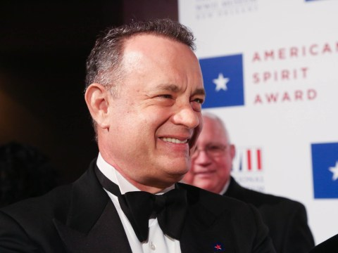 Tom Hanks announces he put £100 on Leicester City at start of the season