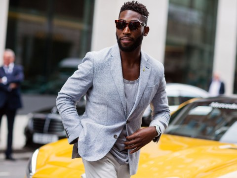Tinie Tempah spent £37,000 on a rather special pair of trainers