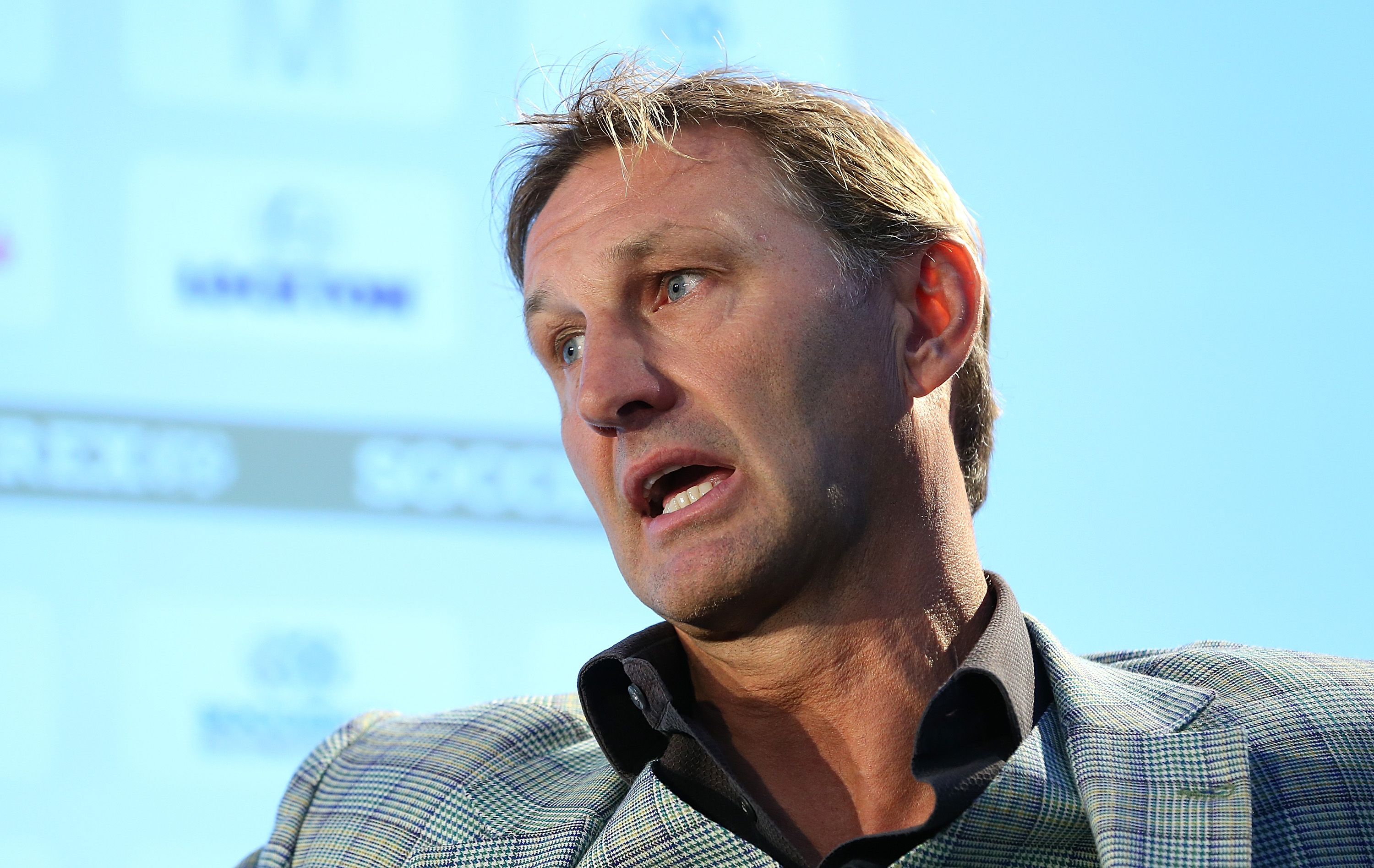 Arsenal legend Tony Adams wanted by Danish side Brondby