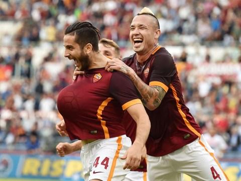 Chelsea ready to make £45m bid for AS Roma's Radja Nainggolan and Kostas Manolas