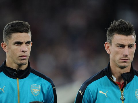 I want to be as good as 'world class' Laurent Koscielny, admits Arsenal star Gabriel Paulista