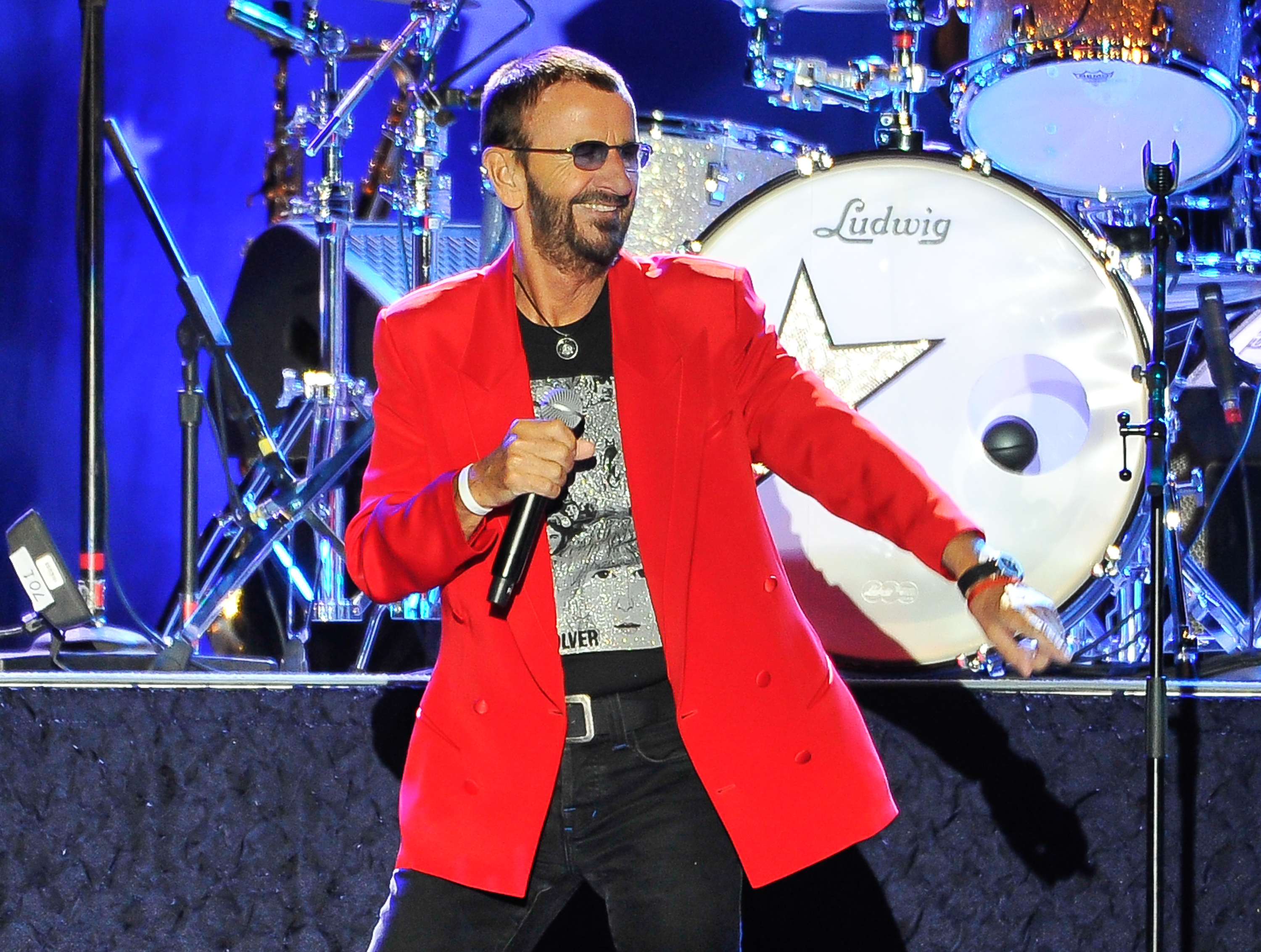 Ringo Starr quotes The Beatles as he axes show in protest of anti-trans 'bathroom' law