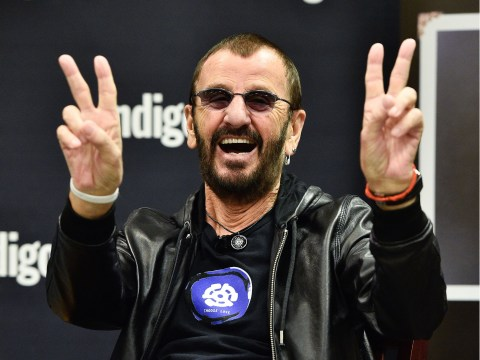Congrats! Ringo Starr is the first Beatle to become a great-grandad
