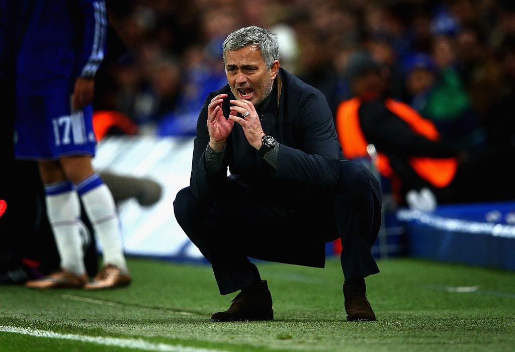 Jose Mourinho tempted by Paris Saint-Germain job if Laurent Blanc leaves in the summer