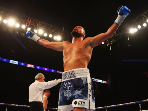 Boxer Tony Bellew to fight for Cruiserweight world title at Everton's Goodison Park