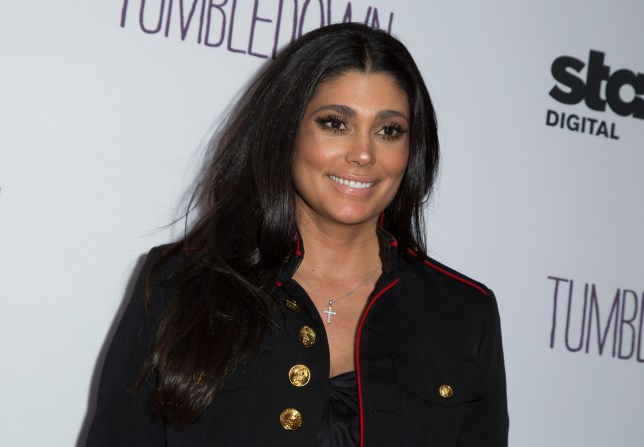 "SANTA MONICA, CA - FEBRUARY 01: Fashion designer Rachel Roy attends the premiere of Starz Digital Media's ""Tumbledown"" at Aero Theatre on February 1, 2016 in Santa Monica, California. (Photo by Vincent Sandoval/FilmMagic)"