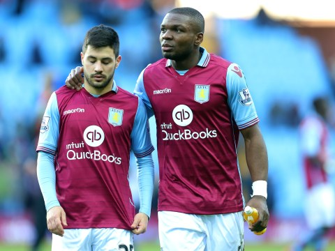 Aston Villa star Jores Okore tweets his anger at Eric Black after selection accusations