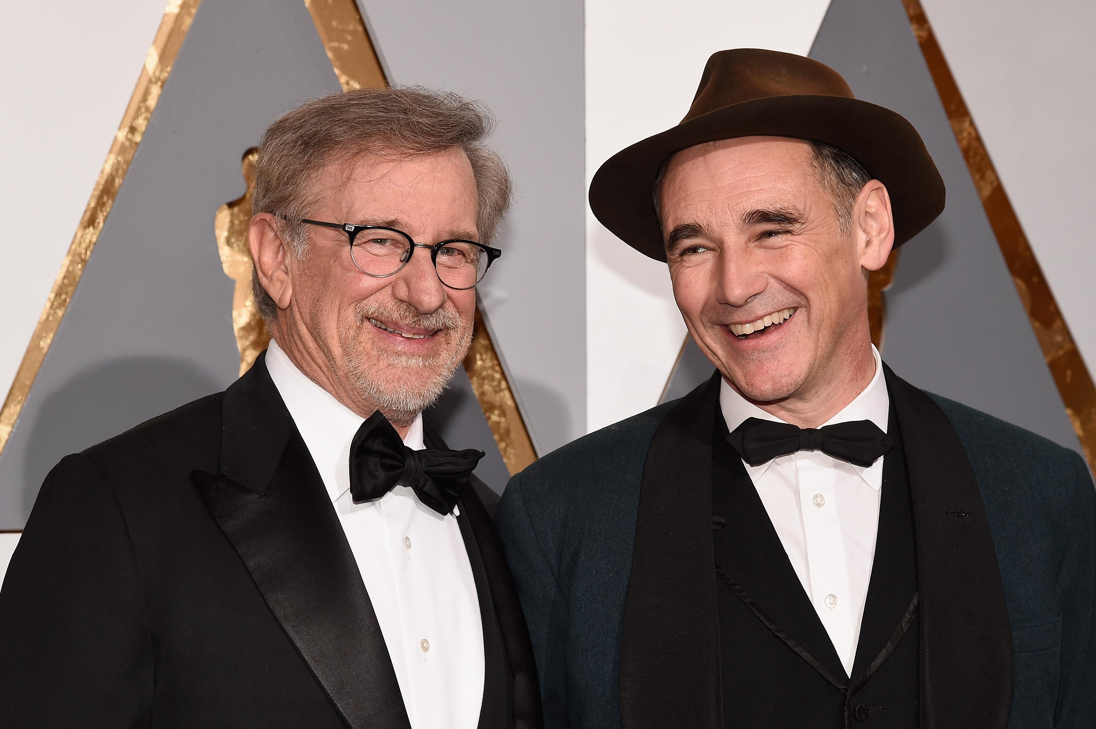 Mark Rylance joins Ready Player One, is Steven Spielberg's new best friend