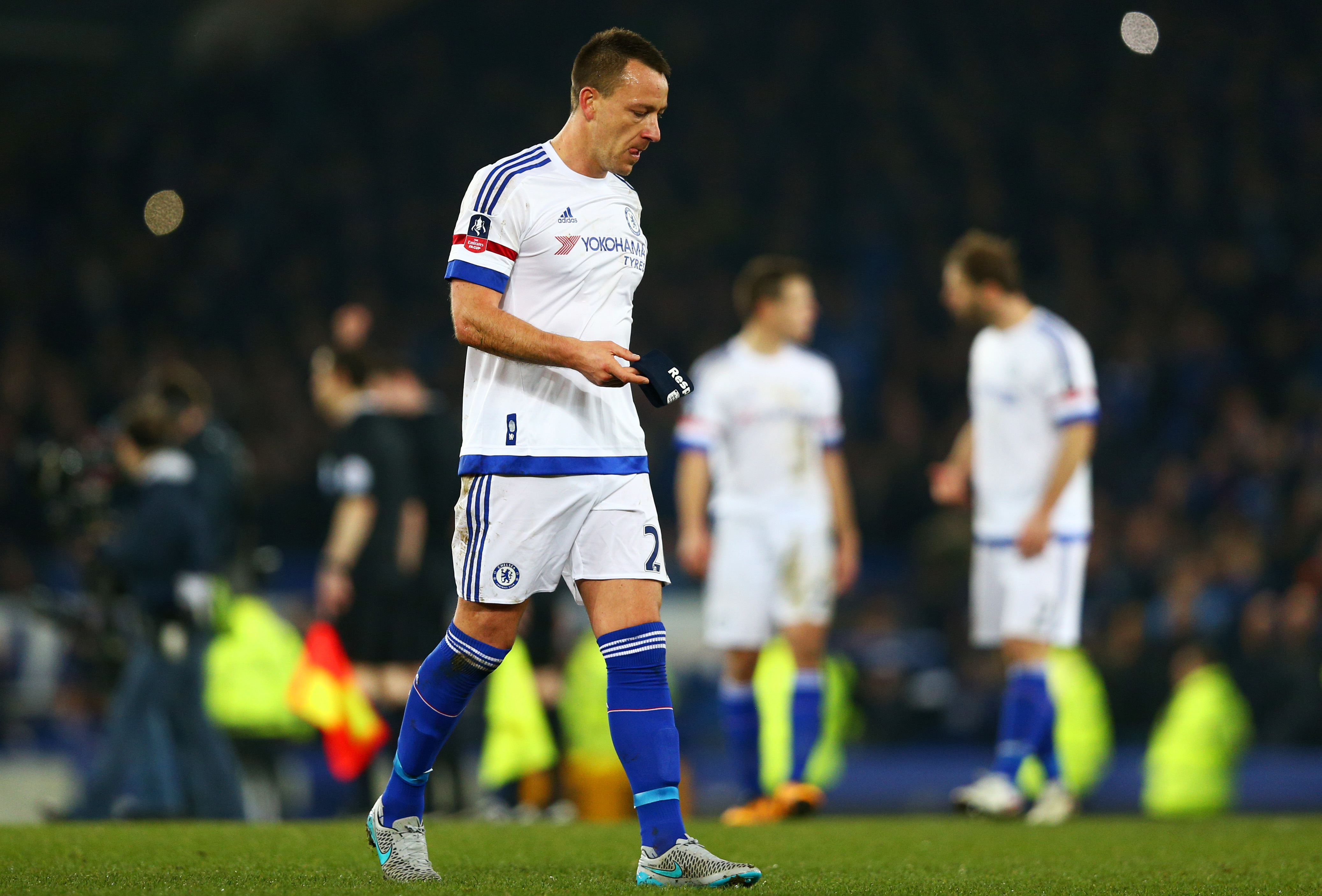Guus Hiddink confirms Chelsea captain John Terry likely fit for Tottenham clash