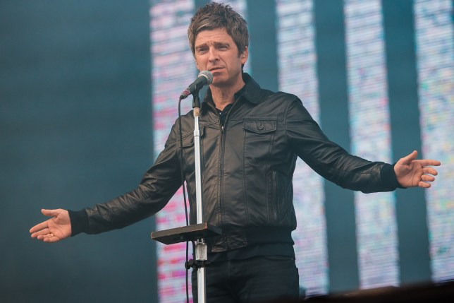 Noel Gallagher knows how to make an impression (Picture: Getty Images)