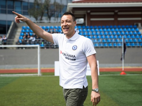 Chelsea boss Guus Hiddink tips John Terry to be future manager