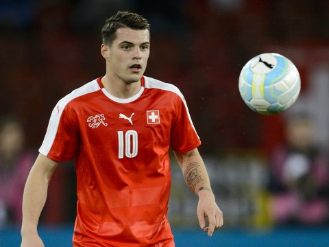 Stats suggest Arsenal transfer target Granit Xhaka could be the new Patrick Vieira