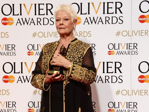 Dame Judi Dench has won a record-breaking EIGHT Olivier Awards – Here's the full winners list