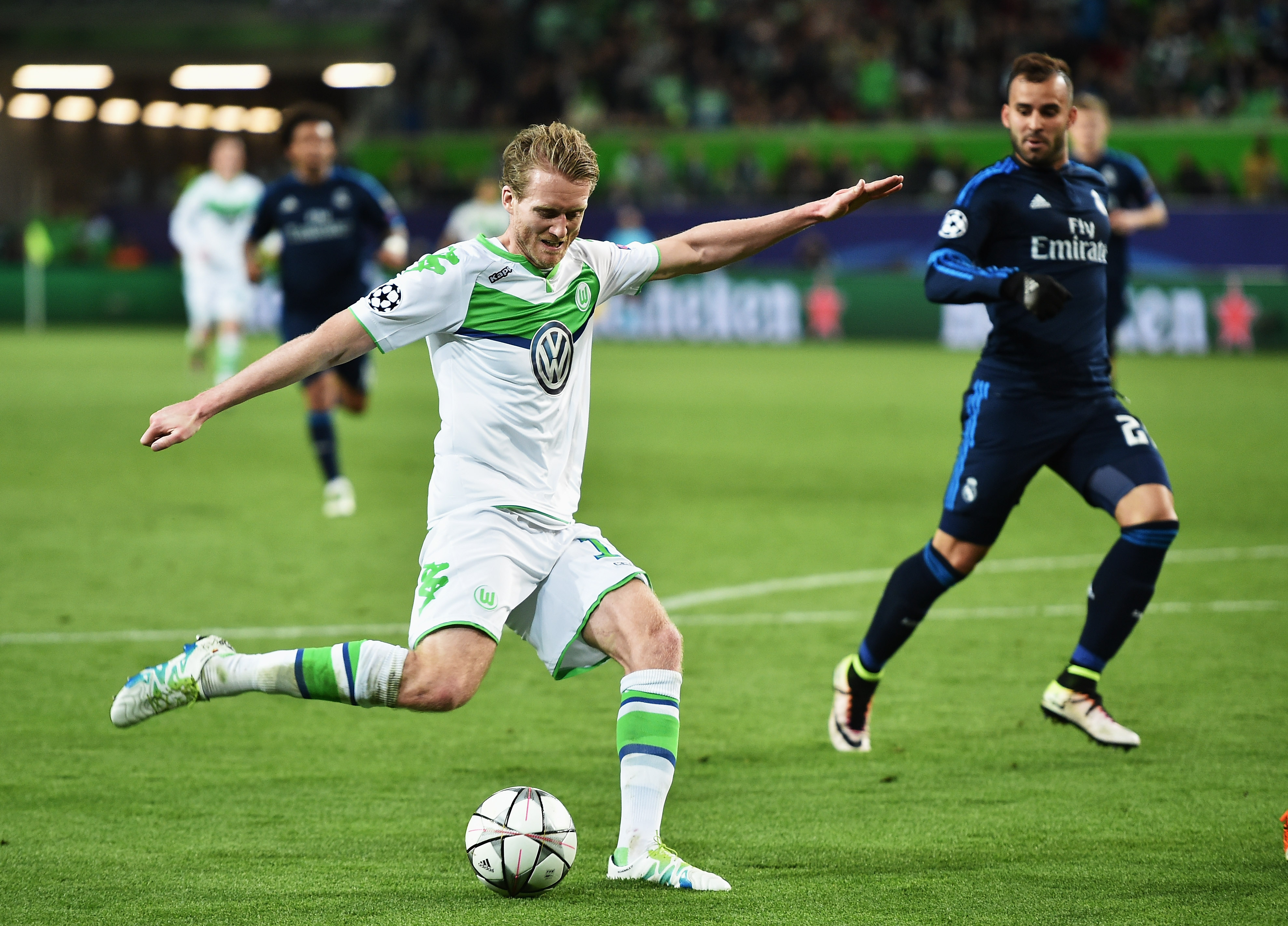 Liverpool and Tottenham in transfer chase for Wolfsburg's Andre Schurrle
