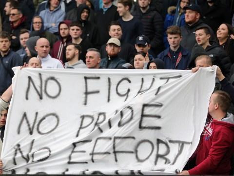 Aston Villa cancel end of season awards as relegation looms