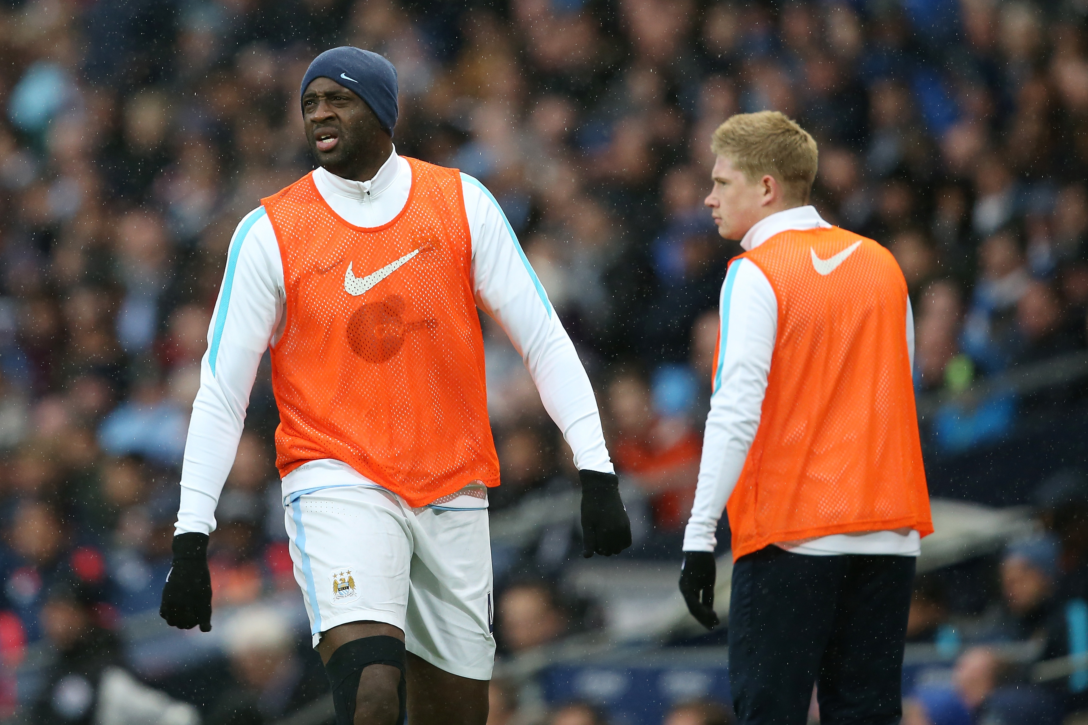 Was Manchester City's Champions League win a sign Yaya Toure's days are numbered?