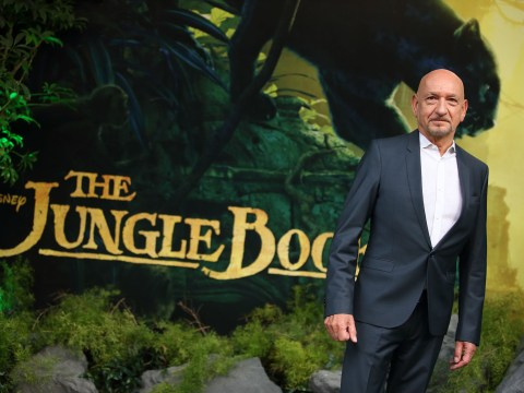 Sir Ben Kingsley says parents are overprotective because of ' the crisis in child abuse'