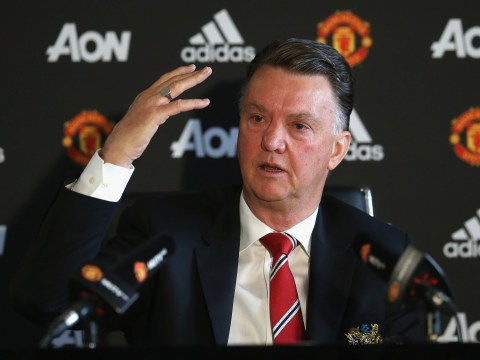 Louis van Gaal's comments about Tottenham prove he has no future at Manchester United