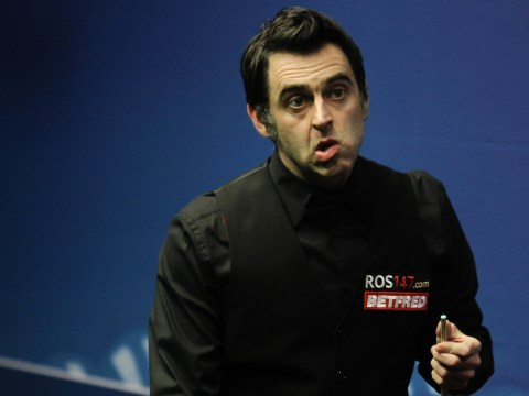 Ronnie O'Sullivan set for fine after storming out of Crucible after snooker world championship win over Dave Gilbert