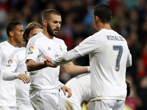 Real Madrid could be without Cristiano Ronaldo and Karim Benzema for Manchester City second leg