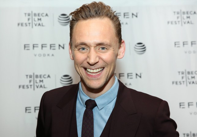 Has Tom Hiddleston embraced men's make-up for Tribeca's red